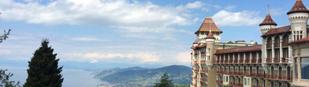 The Caux Forum - Developping Human Potential for Global Change